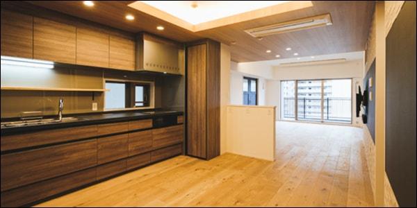 リノデュースが施工したリノベーション住宅